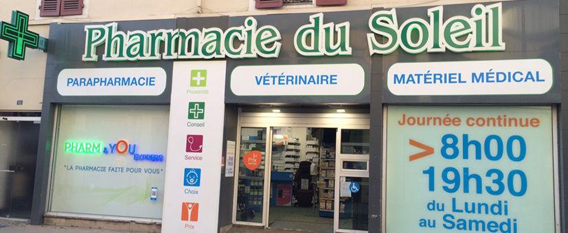 Pharmacie Du Soleil, Pau