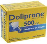 Doliprane 500 Mg Poudre Pour Solution Buvable En Sachet-dose B/12 à Pau
