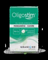 OLIGOSTIM Manganèse Cuivre Cpr subl T/40 à Pau