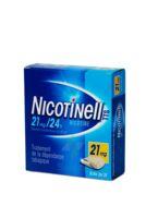 NICOTINELL TTS 21 mg/24 h, dispositif transdermique B/28 à Pau
