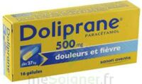 DOLIPRANE 500 mg Gélules B/16 à Pau