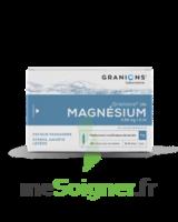 GRANIONS DE MAGNESIUM 3,82 mg/2 ml S buv 30Amp/2ml à Pau