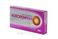 NUROFENFEM 400 mg, comprimé pelliculé à Pau
