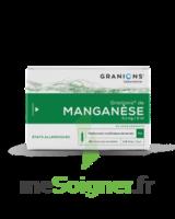 GRANIONS DE MANGANESE 0,1 mg/2 ml S buv en ampoule 30Amp/2ml à Pau