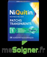 NIQUITIN 21 mg/24 heures, dispositif transdermique Sach/28 à Pau