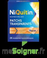 NIQUITIN 14 mg/24 heures, dispositif transdermique Sach/28 à Pau