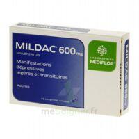 MILDAC 600 mg, comprimé enrobé à Pau