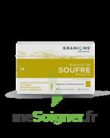 GRANIONS DE SOUFRE 19,5 mg/2 ml S buv 30Amp/2ml à Pau