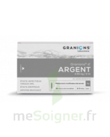 GRANIONS D'ARGENT 0,64 mg/2 ml S buv 30Amp/2ml à Pau