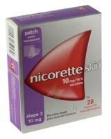 Nicoretteskin 10 mg/16 h Dispositif transdermique B/28 à Pau