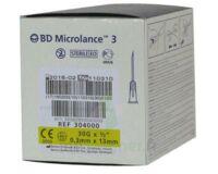 BD MICROLANCE 3, G30 1/2, 0,30 mm x 13 mm, jaune  à Pau
