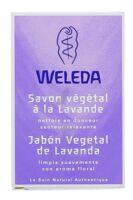 Weleda Savon Végétal à la Lavande 100 g à Pau