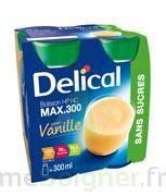DELICAL MAX 300 SANS SUCRES, 300 ml x 4 à Pau