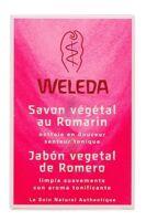 Weleda Savon Végétal au Romarin 100 g à Pau