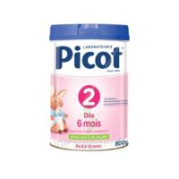 Picot Standard 2 Lait en poudre B/800g à Pau