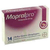 MOPRALPRO 20 mg Cpr gastro-rés Film/14 à Pau