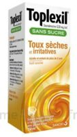 TOPLEXIL 0,33 mg/ml sans sucre solution buvable 150ml à Pau