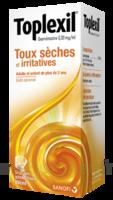 TOPLEXIL 0,33 mg/ml, sirop 150ml à Pau