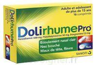 DOLIRHUMEPRO Cpr Plq/16 à Pau