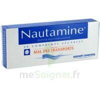 NAUTAMINE, comprimé sécable à Pau