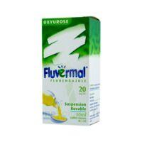 FLUVERMAL 2 % Susp buv Fl/30ml à Pau
