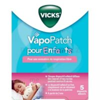 VICKS VAPOPATCH ENFANTS à Pau