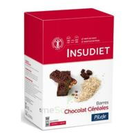 INSUDIET BARRES CHOCOLAT CEREALES à Pau