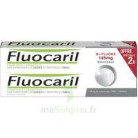 Fluocaril Bi-Fluoré 145 mg Pâte dentifrice blancheur 2*75ml à Pau