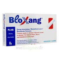 BLOXANG Eponge de gélatine stérile hémostatique B/5 à Pau