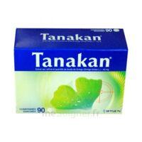 TANAKAN 40 mg, comprimé enrobé PVC/alu/90 à Pau