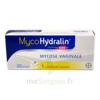 MYCOHYDRALIN 500 mg, comprimé vaginal à Pau