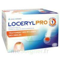 LOCERYL 5 % V ongles médicamenteux Fl/2,5ml+10 spatules à Pau