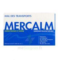 MERCALM, comprimé pelliculé sécable à Pau