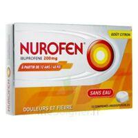 NUROFEN 200 mg, comprimé orodispersible à Pau