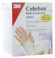 COHEBAN, blanc 3 m x 7 cm à Pau