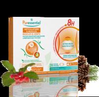 Puressentiel Articulations & Muscles Patchs Chauffants Articulations & Muscles aux 14 Huiles Essentielles Bas du dos - 2 Patchs à Pau