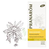 PRANAROM Huile végétale bio Macadamia 50ml à Pau