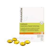 PRANAROM OLEOCAPS 3 Caps digestion & transit intestinal à Pau