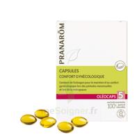 PRANAROM OLEOCAPS 5 Caps confort gynécologique & urinaire à Pau