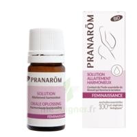 PRANAROM FEMINAISSANCE Huile de massage accouchement harmonieux à Pau