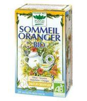 Romon Nature Tisane sommeil oranger Bio à Pau