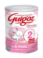 GUIGOZ 2 Lait pdre B/800g à Pau