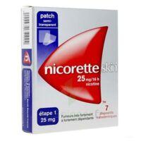 Nicoretteskin 25 mg/16 h Dispositif transdermique B/28 à Pau