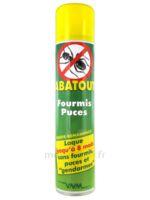 Abatout Laque anti-fourmis et puces 405ml à Pau