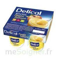 DELICAL NUTRA'POTE DESSERT AUX FRUITS, 200 g x 4 à Pau
