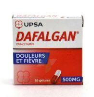 DAFALGAN 500 mg Gélules 2plq/8 (16) à Pau