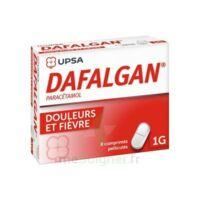 DAFALGAN 1000 mg Comprimés pelliculés Plq/8 à Pau
