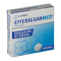 EFFERALGANMED 500 mg, comprimé effervescent sécable à Pau