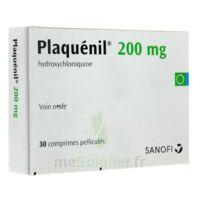 PLAQUENIL 200 mg, comprimé pelliculé à Pau