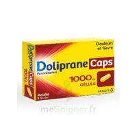 DOLIPRANECAPS 1000 mg Gélules Plq/8 à Pau